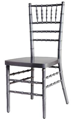 Silver Chiavari Chair 770S
