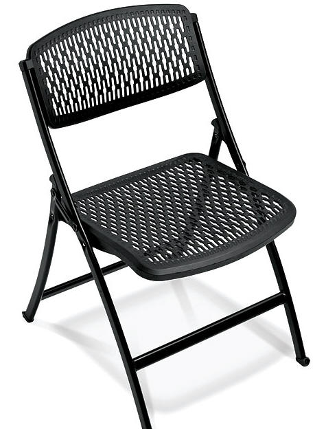 MESH MITY LITE CHAIRS Stacking MITI LITE MESH Folding Chairs