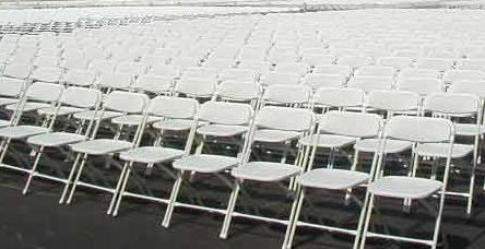 Folding Chairs Folding White Chairs Samsonite